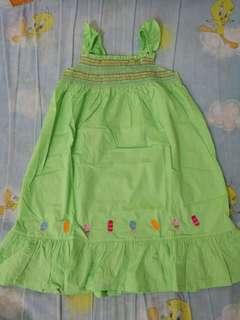 Girl sweet dress