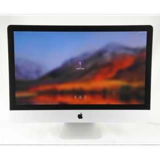Apple iMac 21.5吋 MMQA2TA/A i5 2.3GHz、8G、1TB 保固到2018年9月