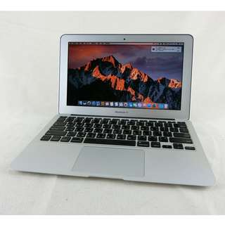 APPLE MacBook Air (11 英吋, 2011 年中) i5-1.6、2G、64G、電池循環8