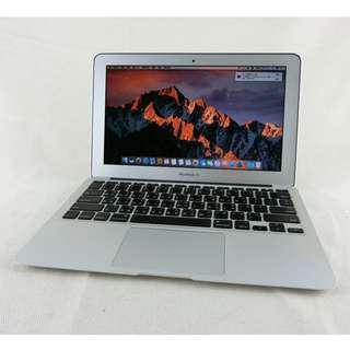 APPLE MacBook Air (11 英吋, 2011 年中) i5-1.6、2G、64G、電池循環8