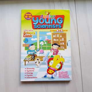 Junior Young Scientists Box Set (Issue 16 - 20)