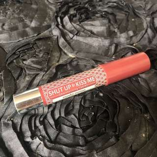 Shut Up & Kiss Me Moisturizing Lippie (Wonder Woman)