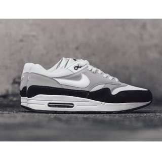 Authentic Nike Air Max 1 Wolf Grey