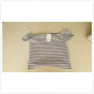 Top stripes h&m