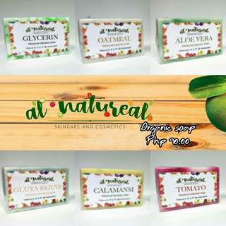 ORGANIC SOAP (NO HARMFUL CHEMICALS)
