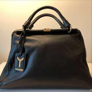 Authentic Yves Saint Laurent YSL Large Majorelle Bag