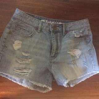 Bethany Mota HW shorts