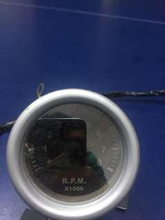 meter rpm