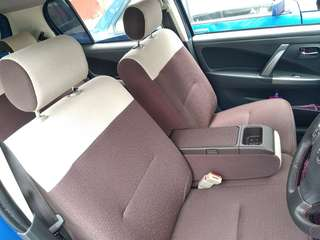 Seat Passo Hana 2 tone