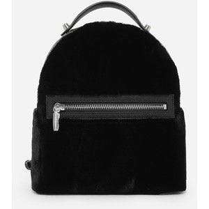 Charles and Keith Furry Backpack