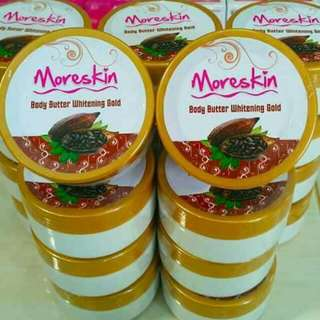 Moreskin body butter