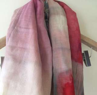 Luxury Kashmir cotton scarf 🌹happy mother day 🌹Lightweight and soft