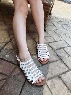 Hardsole Flat Sandals size 35-40