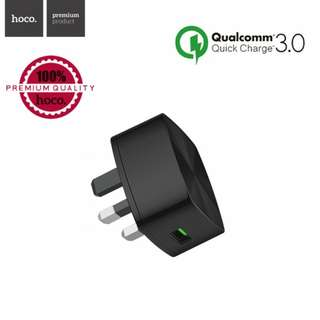 原裝 Quick Charge 3.0 火牛 USB Wall Charger (UK) Plug Huawei FCP