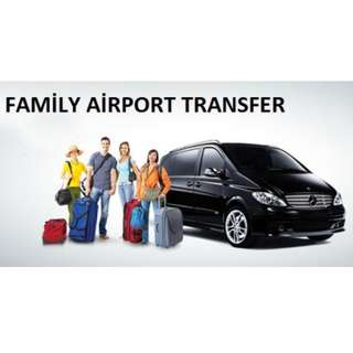 Return Bandung City Airport Transfer (6 pax and above)
