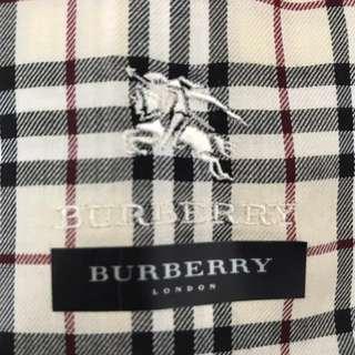 BURBERRY 手帕
