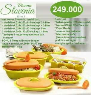 Vienna Slovenia 13 in 1