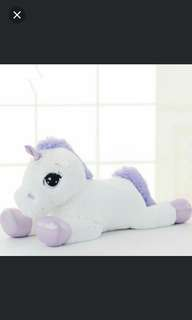 55cm Unicorn Plush