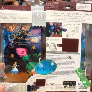 愛麗絲手機殼 香港迪士尼樂園