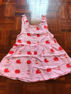 Cotton On Kids dungaree 2t