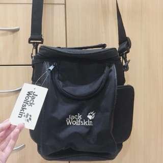 🚚 全新🌼Jack Wolfskin飛狼冷熱兩用保冷袋/保溫袋/保冰袋