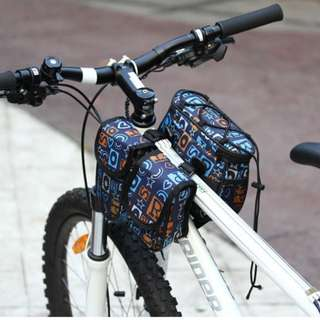 Bicycle Pouch Bag