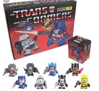 *clearance* Transformers Loyal Subjects Mini Figure