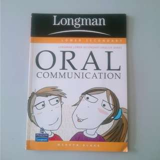 English oral communication book
