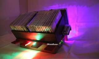 """Woodluxe Creation By GINO TAN - Music Box Collection """"Lotus Harmony"""" MBC001"""