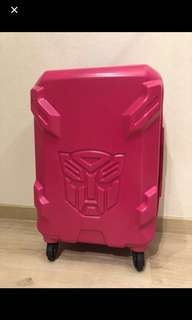 Transformers luggage (Cabin size)