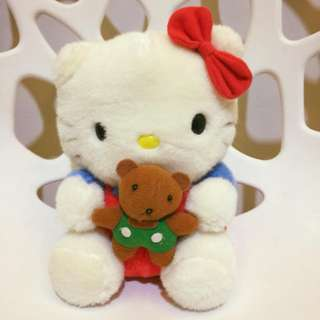 Original Sanrio Hello Kitty Plush Stuff Toy