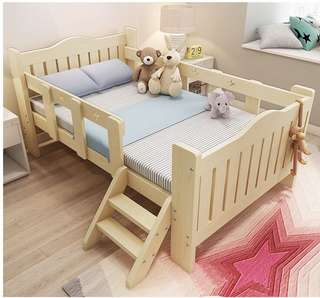 Baby/ toddlers/ children bed (P.O.)