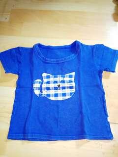 Stelan baju anak size 4T