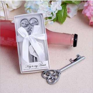 Key to my heart Bottle opener Souvenir