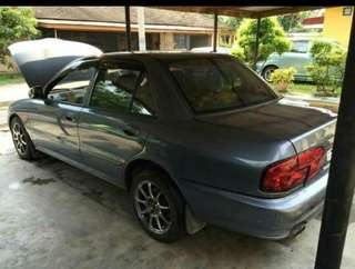 proton wira 1.5 4g91 Injection