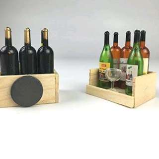 Bottle wine ref magnet Souvenir