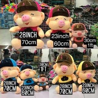 Pig w/ Cap 🐷