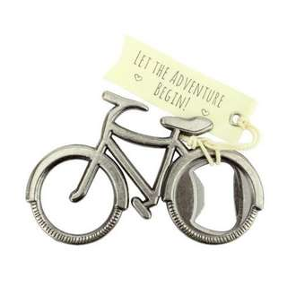 Bicycle Bottle opener Souvenir