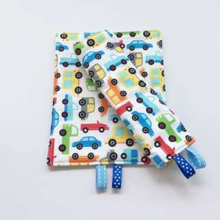 Fluffyandco Hand Made Stroller pad