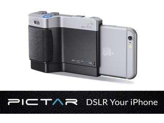 Pictar DSLR your iPhone Camera