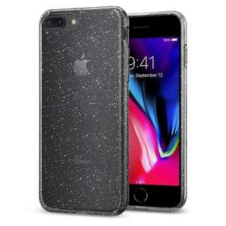 Spigen iPhone 7+ / 8+ Liquid Crystal Glitter Case Authentic