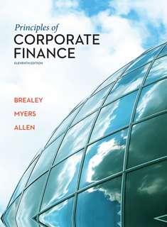 Principles of Corporate Finance (eleventh edition) Ebook