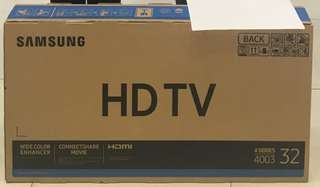 Samsung HD TV