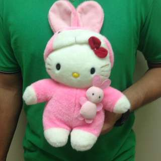 Original Sanrio Hello Kitty Panda Plush Stuff Toy