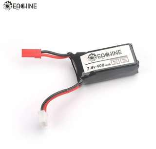 High Quality Eachine for Aurora 68 Spare Part 2S 7.4V 400mAh 30C Lipo Battery RC Battery For RC Multicopter