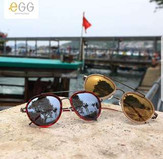 Egg Sunglasses