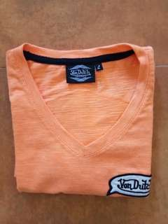 Von Dutch peach tee