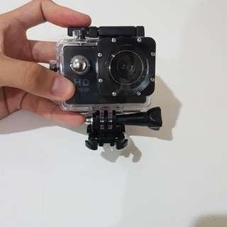 Sports cam 1080p(still new)