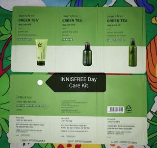 INNISFREE Green Tea Day-Care Kit
