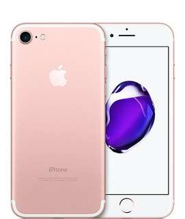 Iphone 7 128gb Pink